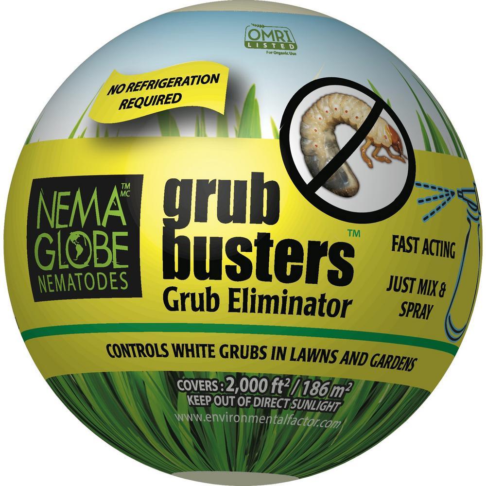 3000 sq. ft. Coverage Grub Busters Natural Grub Eliminator