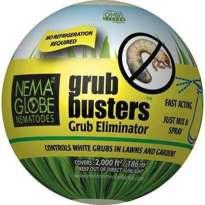 3000 sq. ft. Coverage Grub Busters Natural Grub Eliminator