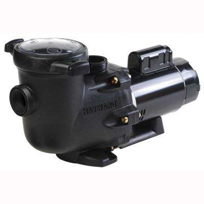 TriStar 3/4 HP Single Speed Pool Pump