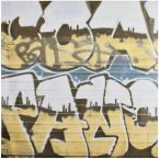 Bansky 17-3/8 in. x 17-3/8 in. Porcelain Floor and Wall Tile (10.8 sq. ft. / case)