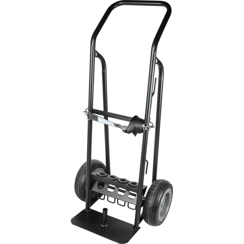 Premium High Quality Steel Hammer Cart with Stair Climber Rails