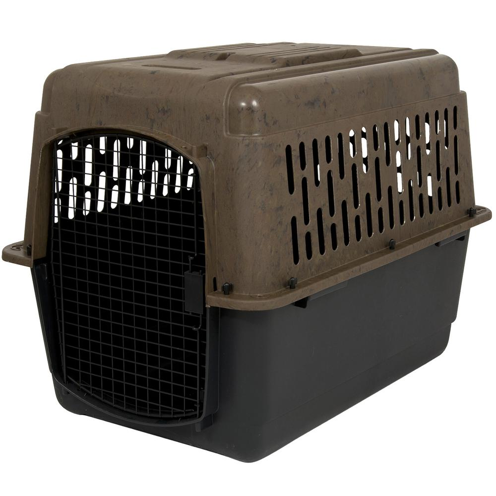 Petmate 40 In X 27 In X 30 In Rufmaxx Dog Kennel 08590101 The