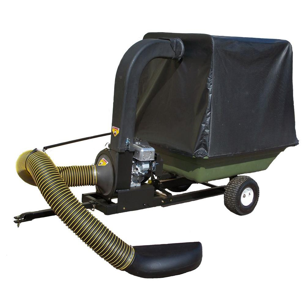 Swisher 8.75 Gross Torque Briggs & Stratton Engine Lawn Vac and Cart-DISCONTINUED