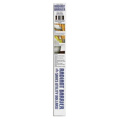 48 in. x 125 ft. Heavy-Duty Perforated Radiant Barrier