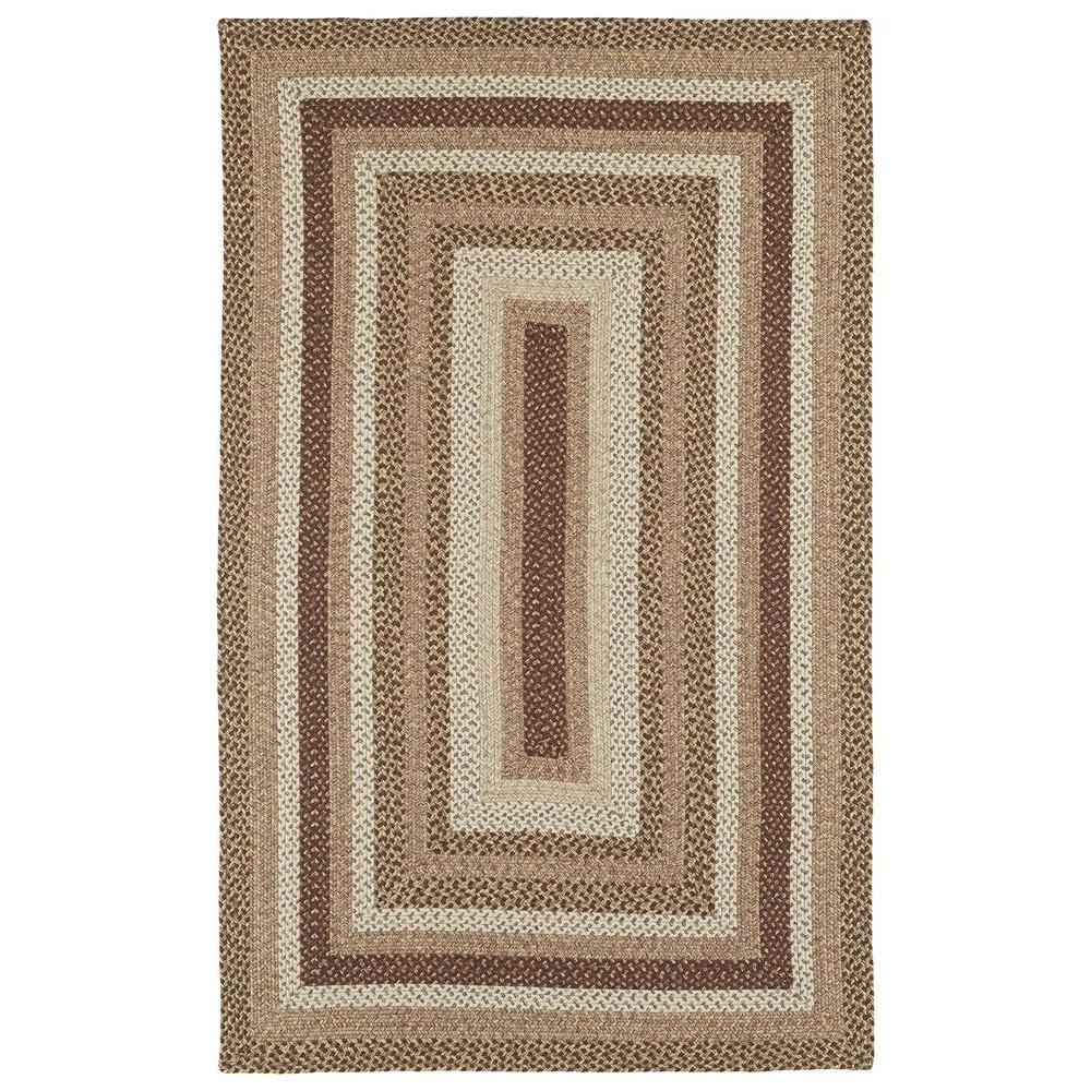 Bimini Mocha 9 ft. x 12 ft. Indoor/Outdoor Area Rug