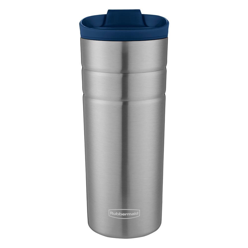 Flip Lid Vacuum Thermal 16 oz. Nautical Water Bottle