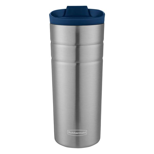 b9fdb42b10 Manna Vogue 25 oz. Paradise Stainless Steel Vacuum Insulated Bottle HD26691  - The Home Depot