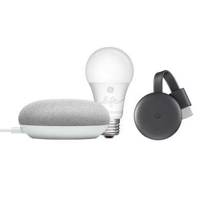 Smart Light Starter Kit and Chromecast