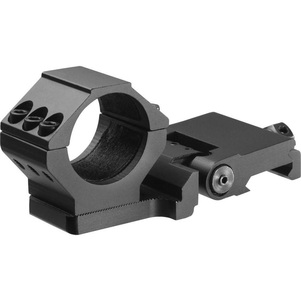 30 mm Adjustable Height Flip-up Ring