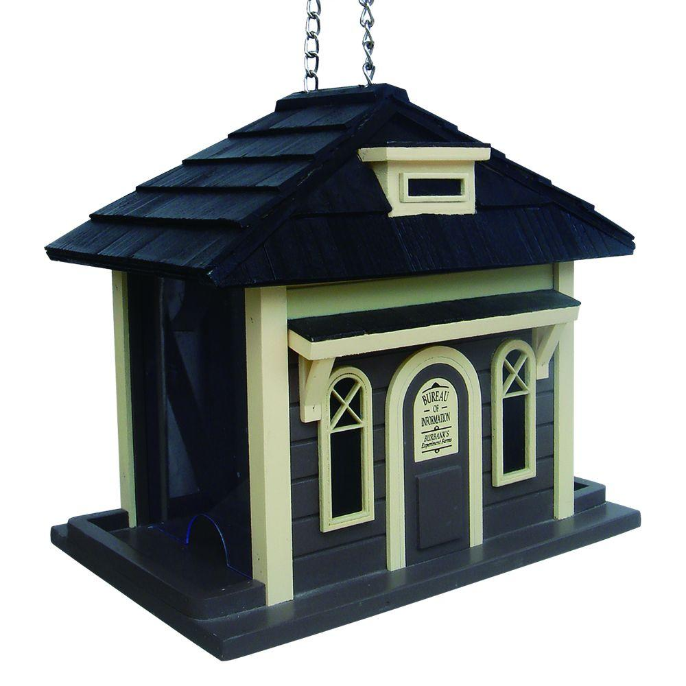Home Bazaar Luther Burbank's Garden Office Bird Feeder