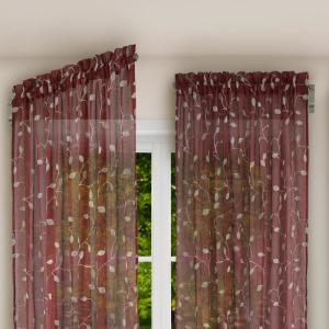 Click here to buy Achim Brent 20 inch L - 36 inch L Innovative Swing Arm Curtain Rod in Oil Rubbed Bronze by Achim.