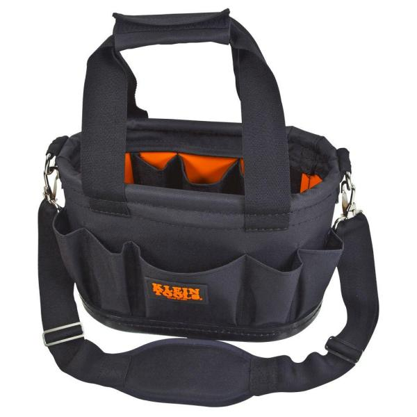 15 in. Polyester Tool Tote
