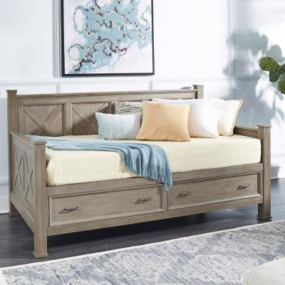 Mountain Lodge Gray Twin Day Bed