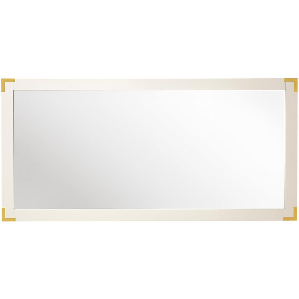 Chatham 30 in. H x 62 in. W Double Framed Mirror
