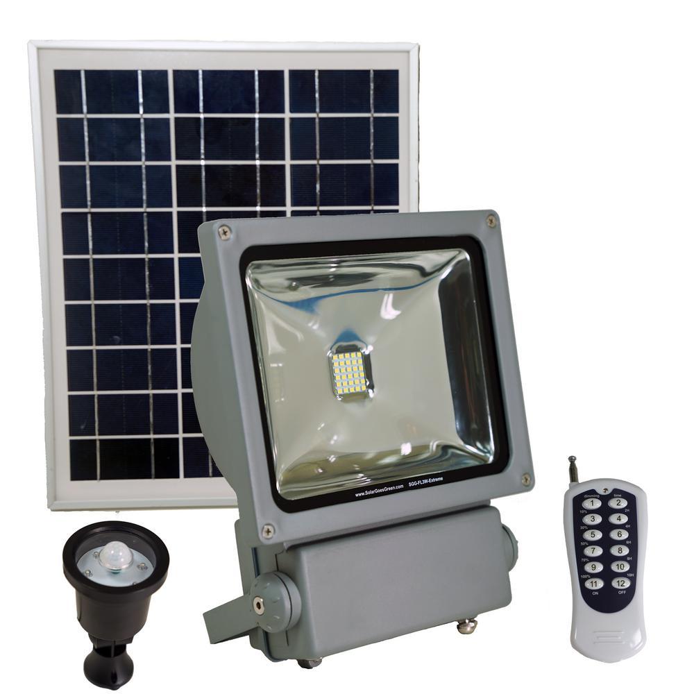 Solar Goes Green 100 Watt Super Bright