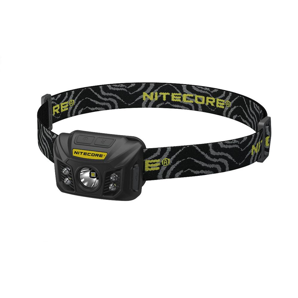NU Series NU30 400 Lumens LED Rechargeable Headlamp