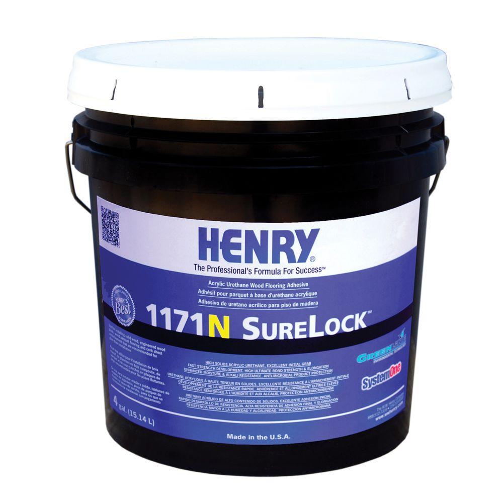 1171 4 Gal. SureLock Wood Floor Adhesive