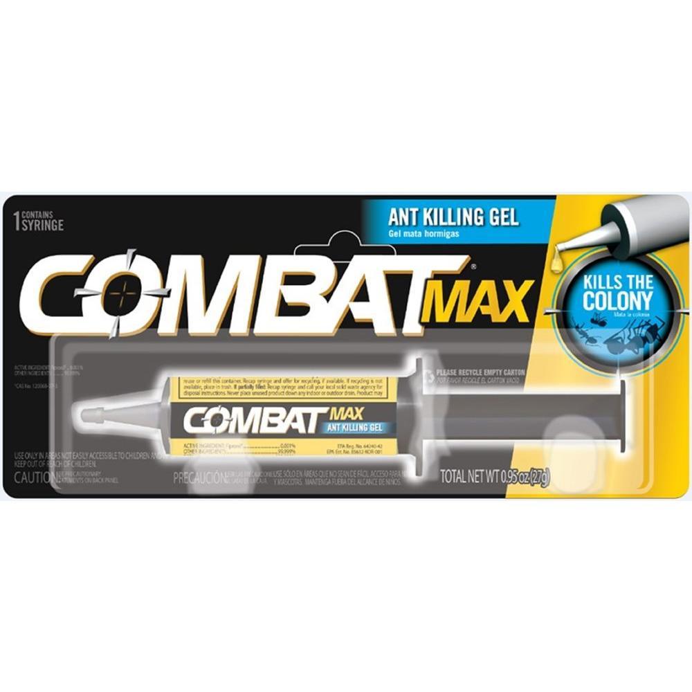COMBAT 0 95 oz  Source Kill Max Ant Gel
