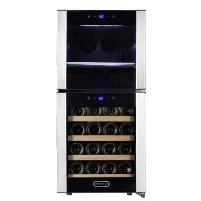 2.9 cu. ft. Freestanding Fromagerator Wine and Cheese Center