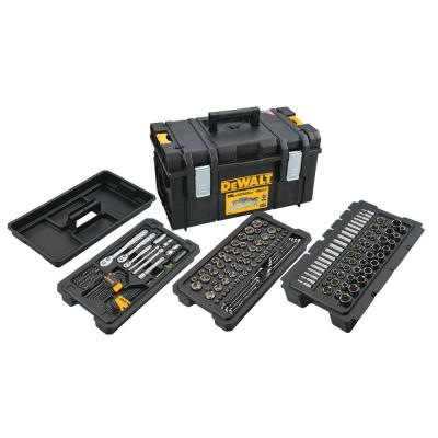 DEWALT Mechanics Tool Set (226-Piece) with ToughSystem 22 in. Large Tool Box
