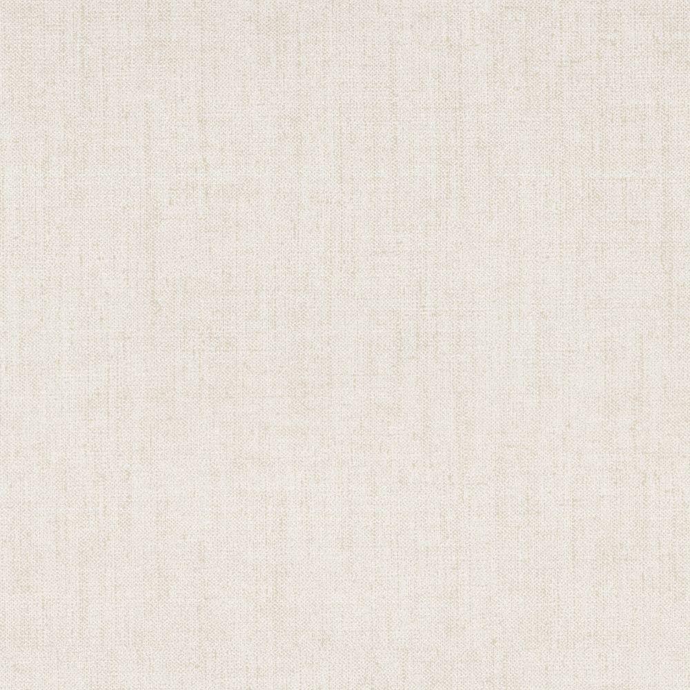 Poplin Cream Woven Texture Wallpaper
