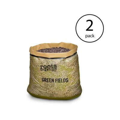 1.5 cu. ft. Roots Organics Hydroponics Green Fields Potting Soil (2-Pack)