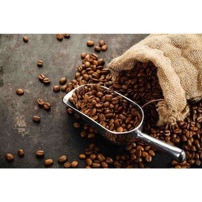 Coffee Beans Foam Placemats (Set of 4)