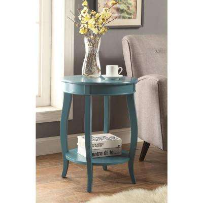 Blue - Accent Tables - Living Room Furniture - The Home Depot