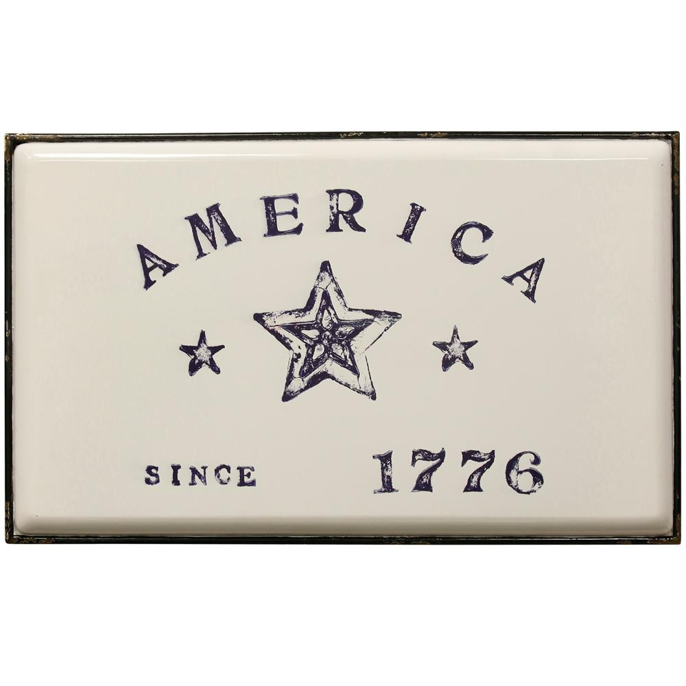 StyleCraft Declare Independence Multicolored Metal Work was $89.99 now $43.12 (52.0% off)