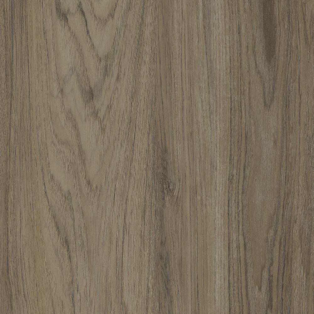 TrafficMASTER Cayman Ash 6 in. W x 36 in. L Luxury Vinyl Plank Flooring (24 sq. ft. / case)