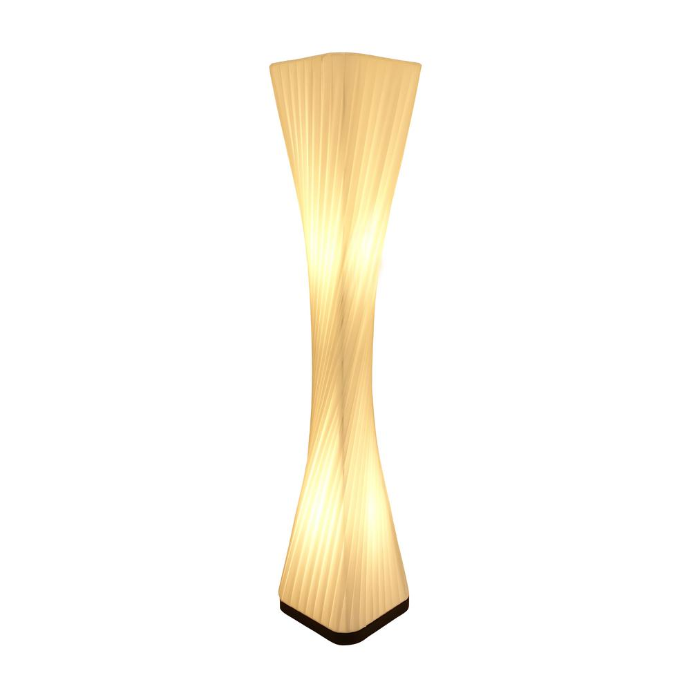 48 inOff White Lamp Floor Modern ARTIVA Ballerina Twist wuTkZPXilO
