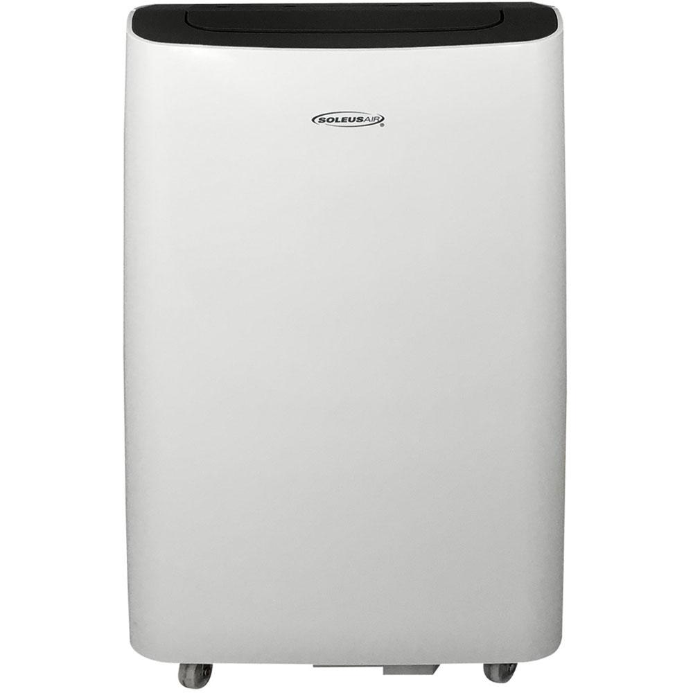 Soleus Air 8,000 BTU Portable Air Conditioner With Dehumidifier And Remote