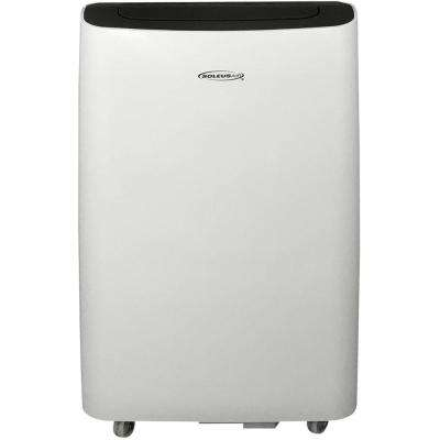 8,000 BTU Portable Air Conditioner with Dehumidifier and Remote
