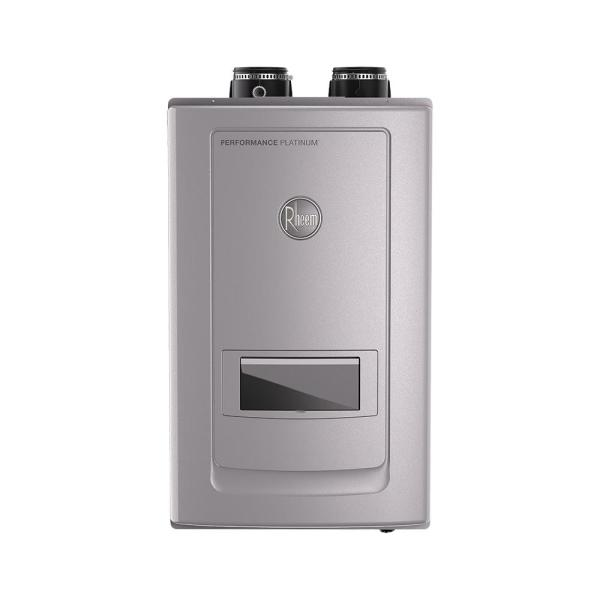 Performance Platinum 9.9 GPM Natural Gas High Efficiency Indoor Recirculating Tankless Water Heater