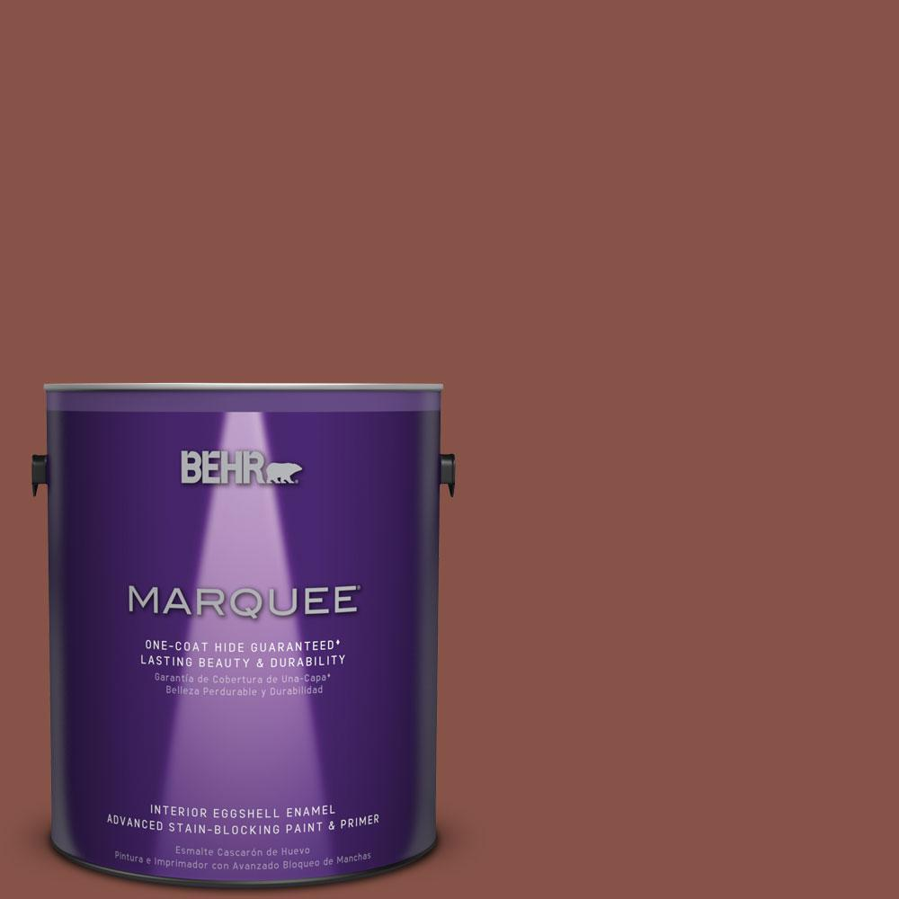 1 gal. #PPU2-18 Spice One-Coat Hide Eggshell Enamel Interior Paint