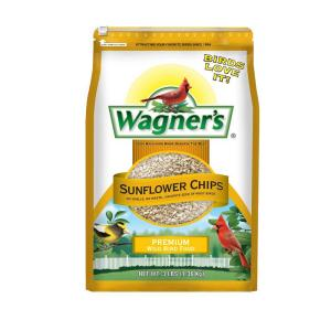 Wagner's 3 lb. Sunflower Chips Wild Bird Food by Wagner's