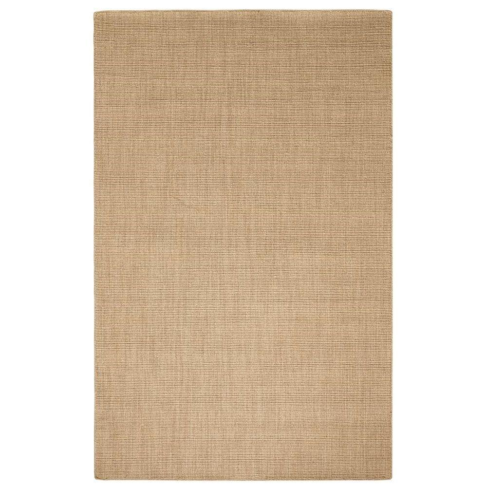 Home Decorators Collection Coastal Sandstone 8 ft. x 11 ft. Area Rug