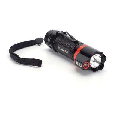 BAMFF 4.0 - 400-Lumen Dual LED Tactical Flashlight
