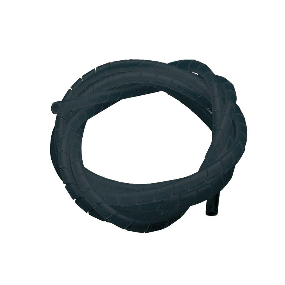 Gardner Bender 1/2 in. 3.5 ft. Spiral Wrap - Black-FSP-BlackT - The ...