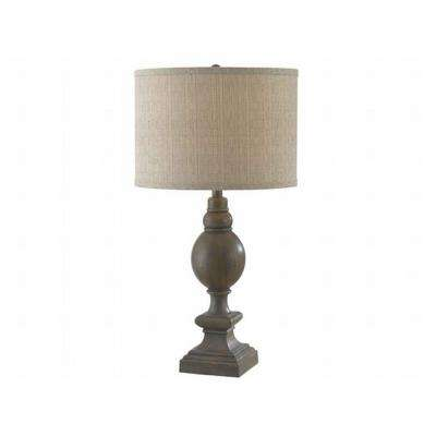 Andover 29 in. Driftwood Table Lamp