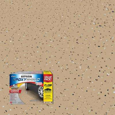 2 gal. Tan Garage Floor Interior Epoxy