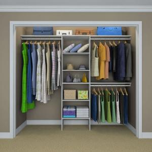 Selectives 83 In H X 120 W 145 D Basic ClosetMaid
