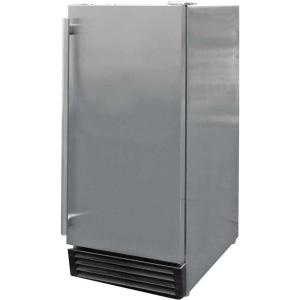 Click here to buy Cal Flame 3.25 cu. ft. Built-In Outdoor Refrigerator in Stainless Steel by Cal Flame.
