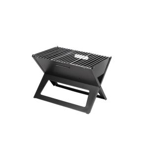 Fire Sense HotSpot Notebook Portable Charcoal Grill in Black by Fire Sense