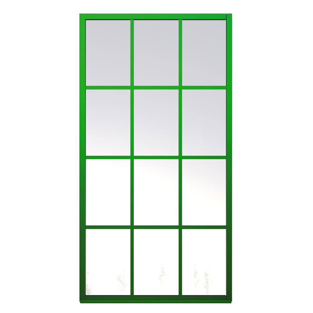 Coastal Shower Doors Gridscape Series 36 in. x 75 in. Colorize ...