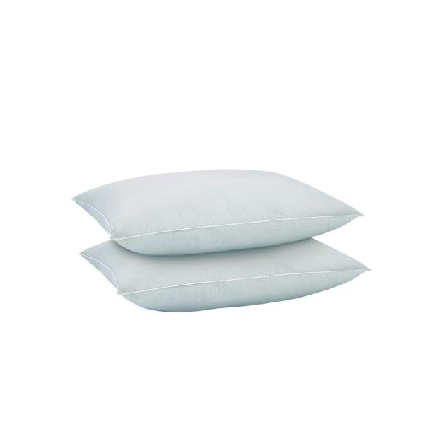 Every Position Cooling Down Alternative Jumbo Pillow (Set of 2)