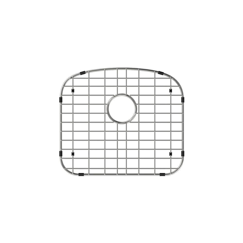 23 in. x 21 in. Stainless Steel Kitchen Sink Grid