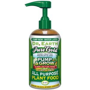 16 oz. Organic Pump and Grow Pure Gold All Purpose Plant Food