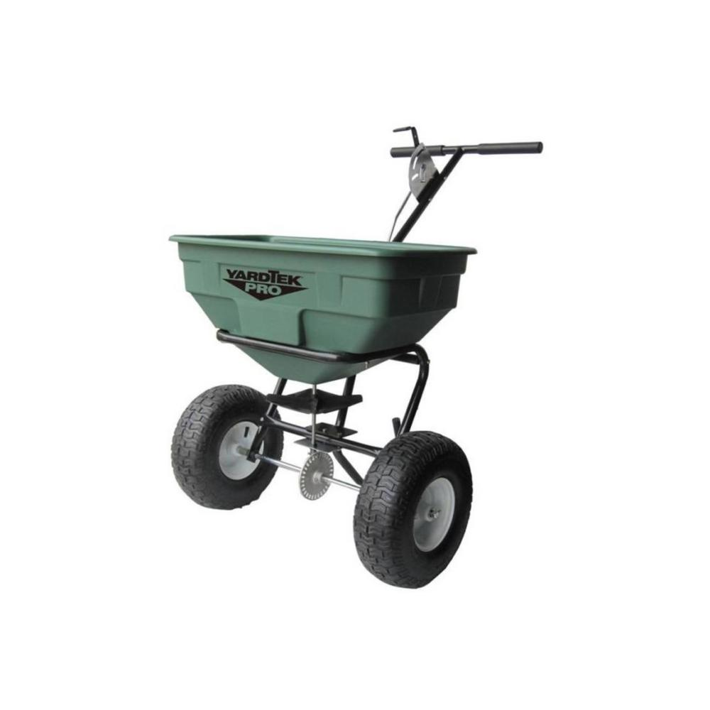 125 lb. Push Broadcast Spreader