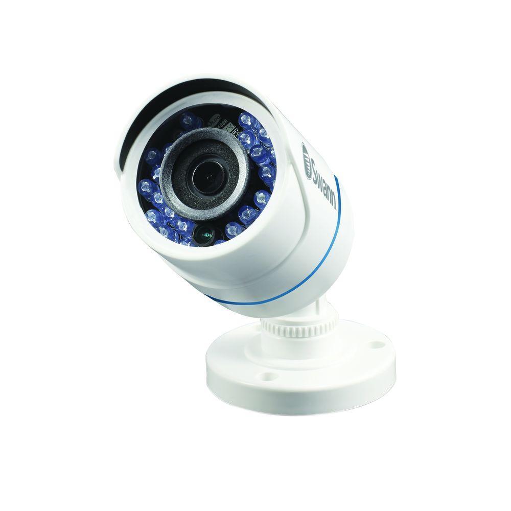 Pro-T845 TVI 720p Bullet Camera, White